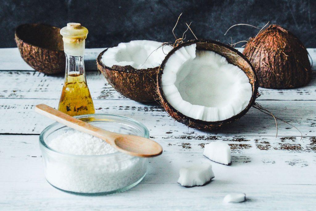 huile vegetale coco